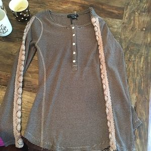 Sanctuary top, size M new with tags